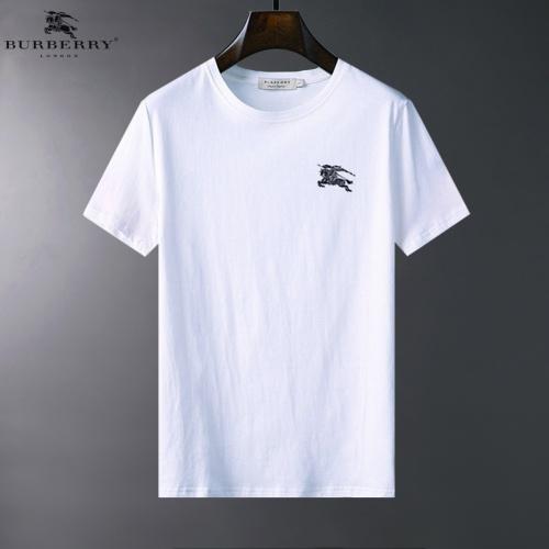 Burberry T-Shirts Short Sleeved For Men #834078