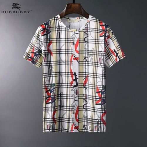 Burberry T-Shirts Short Sleeved For Men #834080