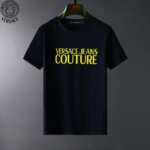 Versace T-Shirts Short Sleeved For Men #834083