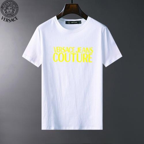 Versace T-Shirts Short Sleeved For Men #834084