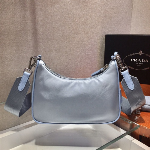 Replica Prada AAA Quality Messeger Bags For Women #834096 $74.00 USD for Wholesale