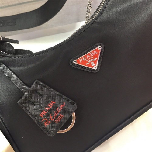 Replica Prada AAA Quality Messeger Bags For Women #834098 $74.00 USD for Wholesale