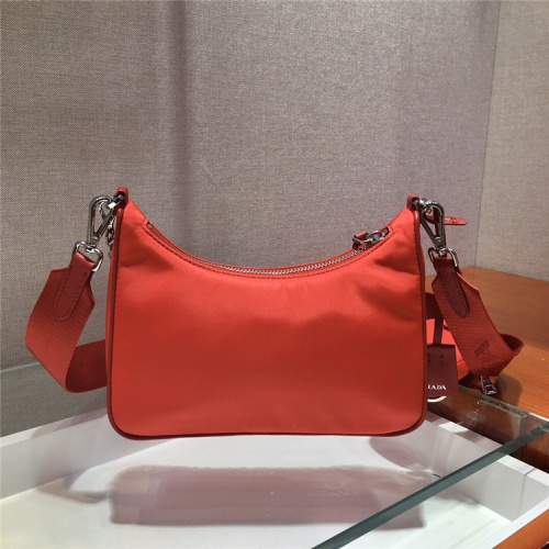 Replica Prada AAA Quality Messeger Bags For Women #834099 $74.00 USD for Wholesale