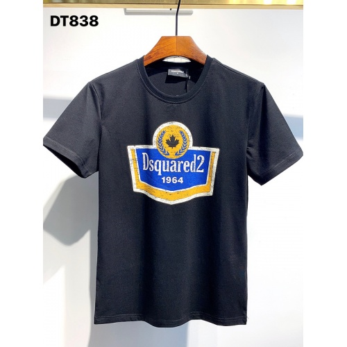 Dsquared T-Shirts Short Sleeved For Men #834106