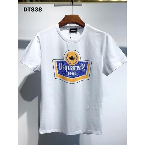 Dsquared T-Shirts Short Sleeved For Men #834107