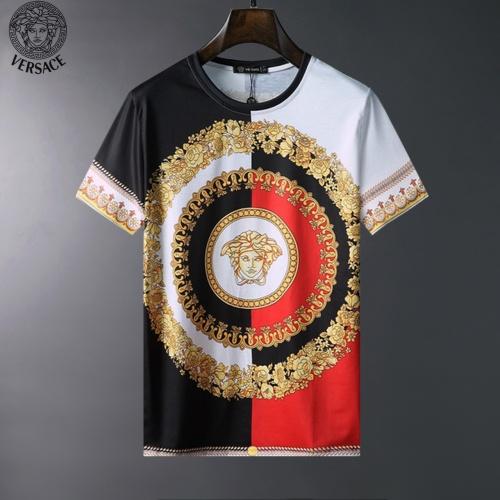 Versace T-Shirts Short Sleeved For Men #834115