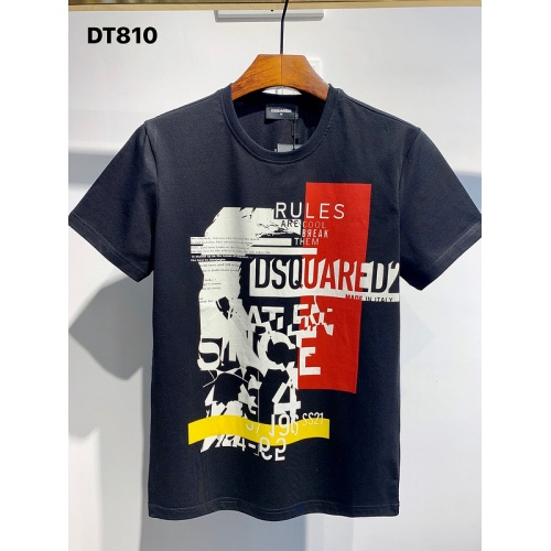 Dsquared T-Shirts Short Sleeved For Men #834124