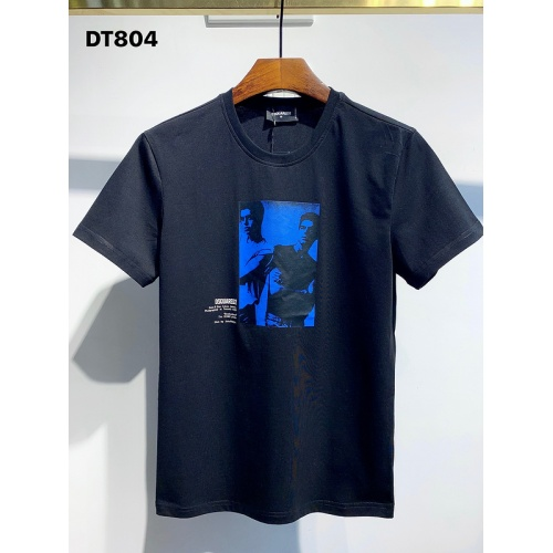 Dsquared T-Shirts Short Sleeved For Men #834132