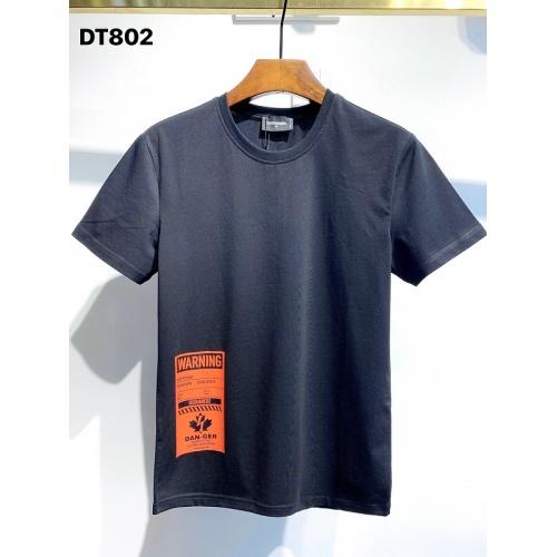 Dsquared T-Shirts Short Sleeved For Men #834138
