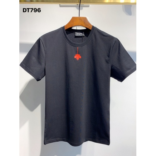 Dsquared T-Shirts Short Sleeved For Men #834139