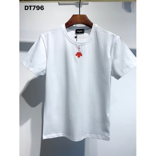 Dsquared T-Shirts Short Sleeved For Men #834140