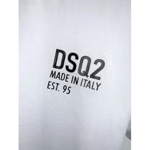 Replica Dsquared T-Shirts Short Sleeved For Men #834141 $26.00 USD for Wholesale