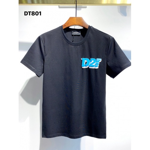 Dsquared T-Shirts Short Sleeved For Men #834143