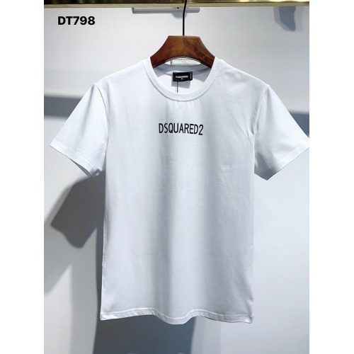 Dsquared T-Shirts Short Sleeved For Men #834147