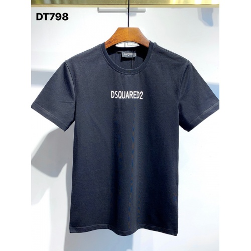Dsquared T-Shirts Short Sleeved For Men #834148