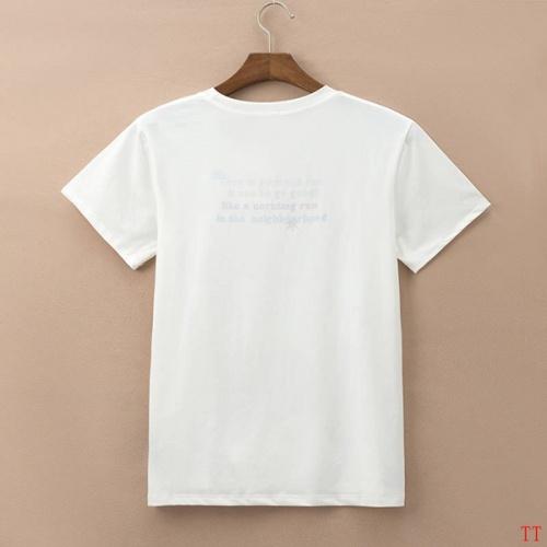 Replica Balenciaga T-Shirts Short Sleeved For Men #834173 $27.00 USD for Wholesale