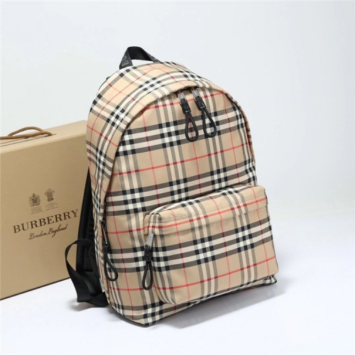 Burberry AAA Quality Backpacks For Unisex #834175