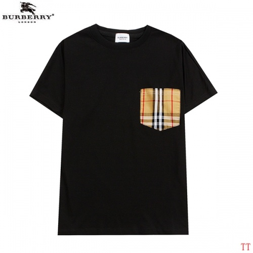 Burberry T-Shirts Short Sleeved For Men #834179