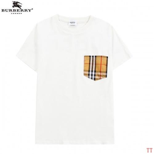 Burberry T-Shirts Short Sleeved For Men #834180