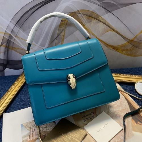 Bvlgari AAA Quality Messenger Bags For Women #834185