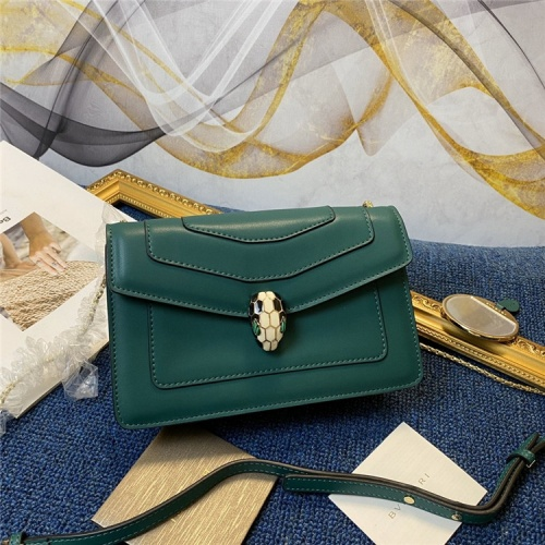 Bvlgari AAA Quality Messenger Bags For Women #834197
