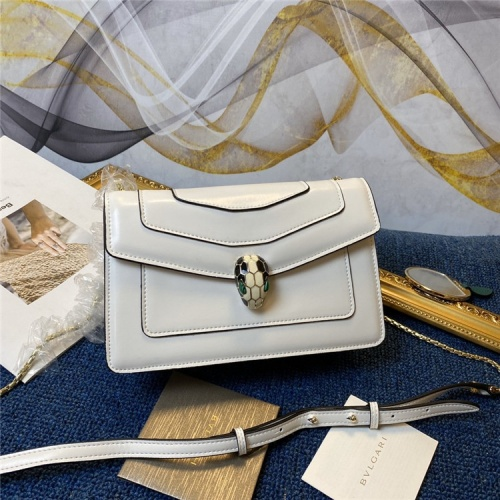 Bvlgari AAA Quality Messenger Bags For Women #834203