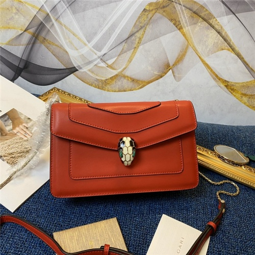 Bvlgari AAA Quality Messenger Bags For Women #834206