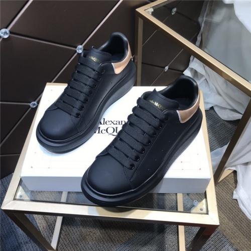 Alexander McQueen Casual Shoes For Men #834245
