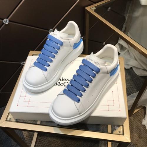 Alexander McQueen Casual Shoes For Women #834262