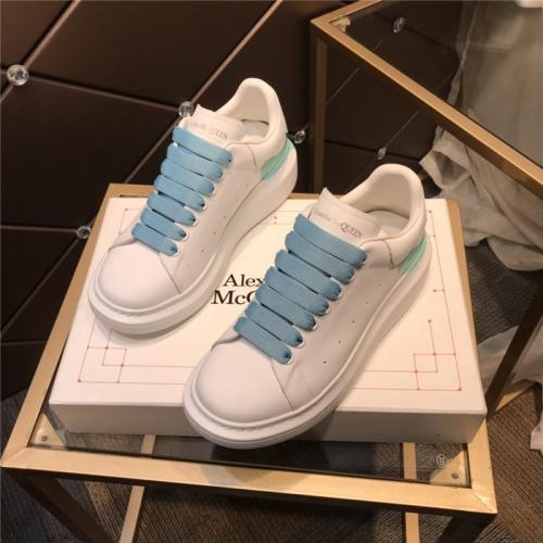 Alexander McQueen Casual Shoes For Women #834264
