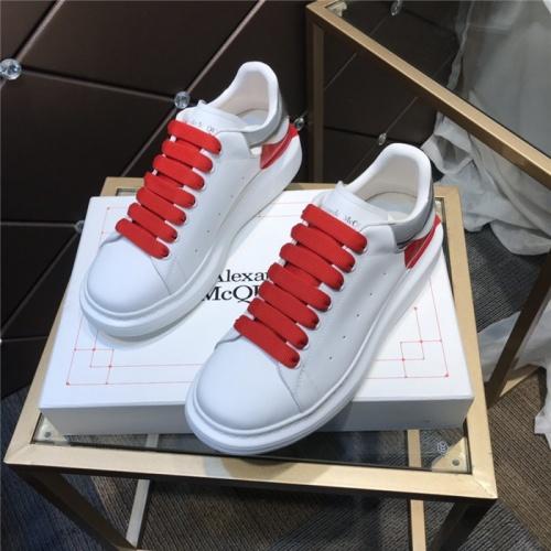 Alexander McQueen Casual Shoes For Women #834265