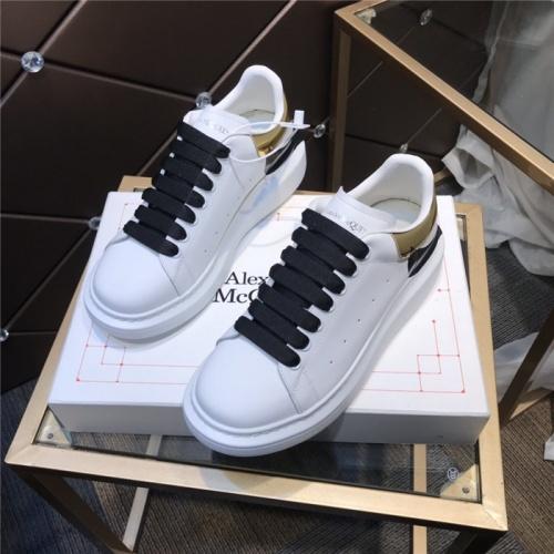 Alexander McQueen Casual Shoes For Women #834266