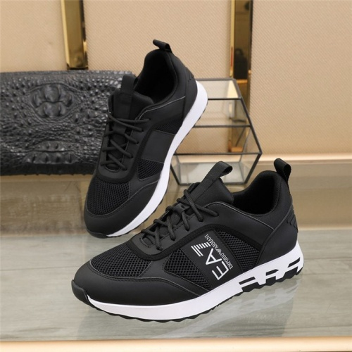 Armani Casual Shoes For Men #834271