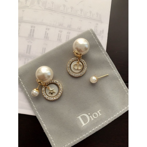 Christian Dior Earrings #834311