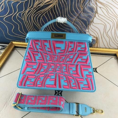 Fendi AAA Quality Handbags For Women #834324