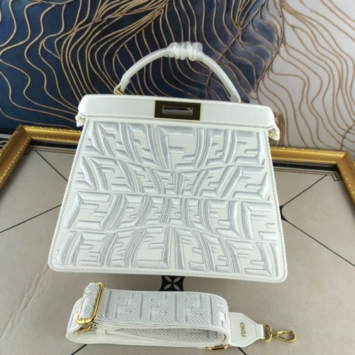 Fendi AAA Quality Handbags For Women #834325