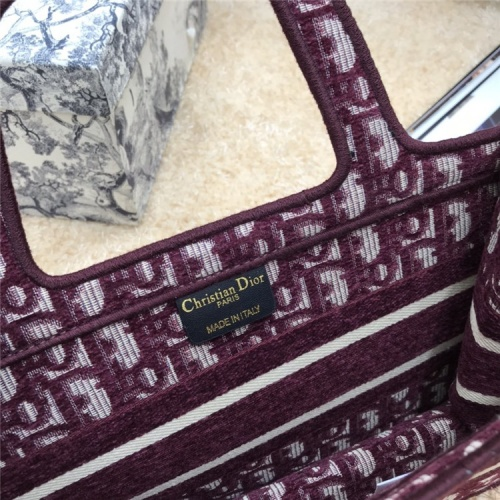 Replica Christian Dior AAA Quality Tote-Handbags For Women #834333 $76.00 USD for Wholesale