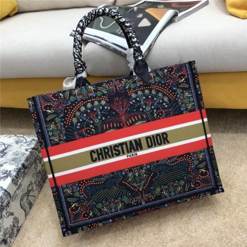 Christian Dior AAA Quality Tote-Handbags For Women #834337 $76.00, Wholesale Replica Christian Dior AAA Handbags