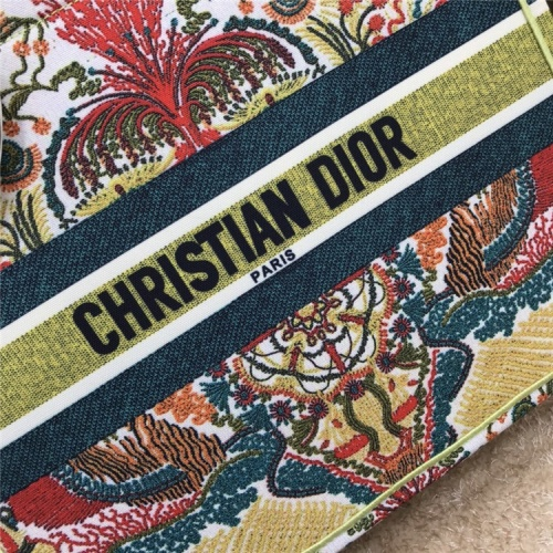 Replica Christian Dior AAA Quality Tote-Handbags For Women #834338 $76.00 USD for Wholesale