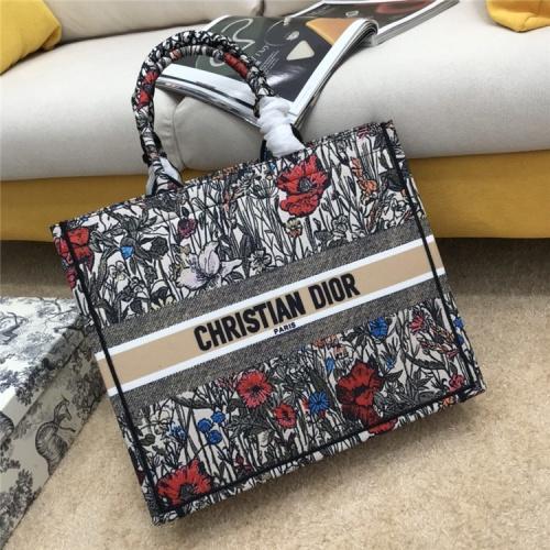 Christian Dior AAA Quality Tote-Handbags For Women #834339 $76.00, Wholesale Replica Christian Dior AAA Handbags