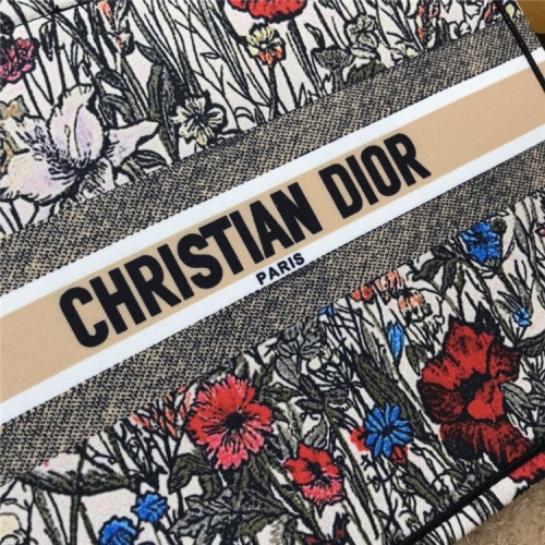 Replica Christian Dior AAA Quality Tote-Handbags For Women #834339 $76.00 USD for Wholesale