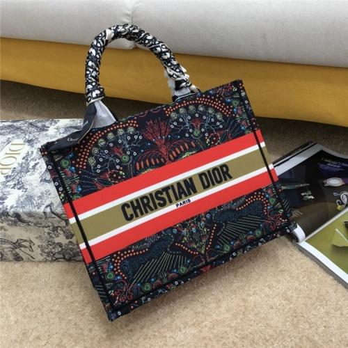 Christian Dior AAA Quality Tote-Handbags For Women #834341 $72.00, Wholesale Replica Christian Dior AAA Handbags