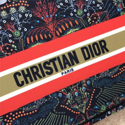 Replica Christian Dior AAA Quality Tote-Handbags For Women #834341 $72.00 USD for Wholesale
