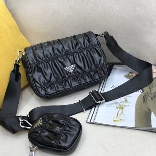 Prada AAA Quality Messeger Bags For Women #834344