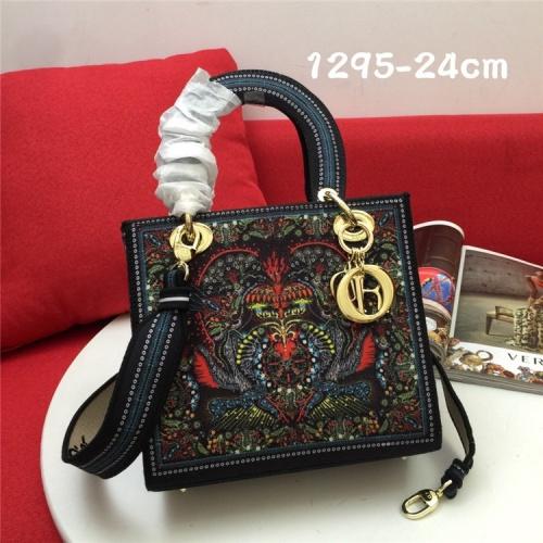 Christian Dior AAA Quality Handbags For Women #834373 $96.00, Wholesale Replica Christian Dior AAA Handbags