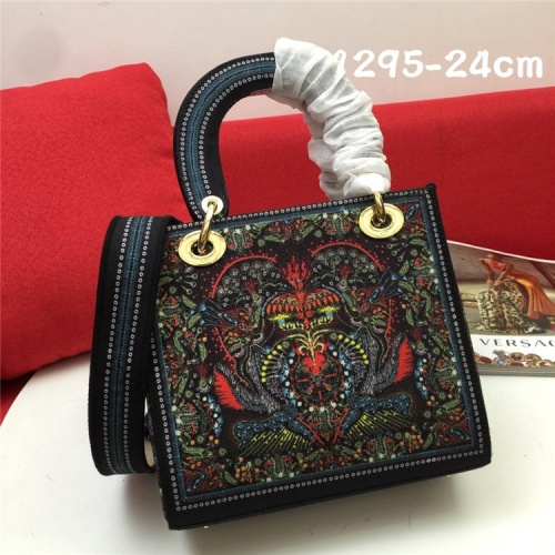 Replica Christian Dior AAA Quality Handbags For Women #834373 $96.00 USD for Wholesale