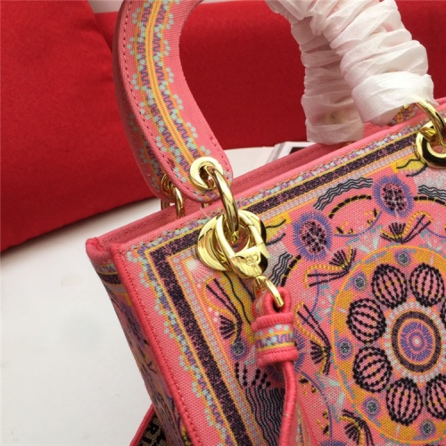 Replica Christian Dior AAA Quality Handbags For Women #834374 $96.00 USD for Wholesale