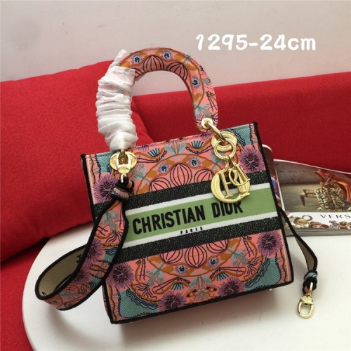 Christian Dior AAA Quality Handbags For Women #834375 $96.00, Wholesale Replica Christian Dior AAA Handbags