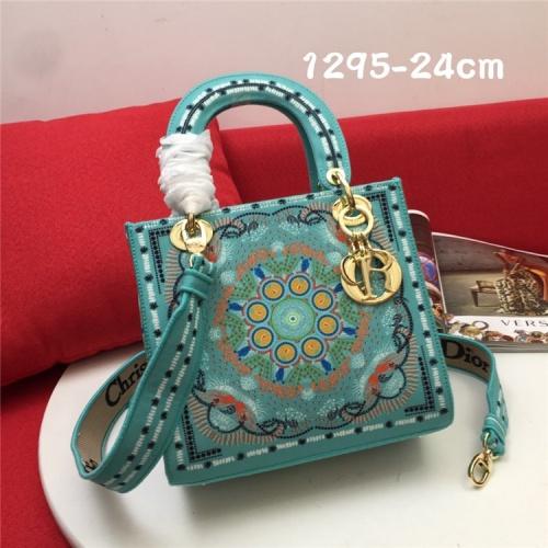Christian Dior AAA Quality Handbags For Women #834376 $96.00, Wholesale Replica Christian Dior AAA Handbags