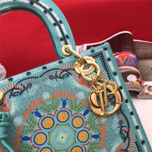 Replica Christian Dior AAA Quality Handbags For Women #834376 $96.00 USD for Wholesale